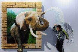 Галерея 3D-картин