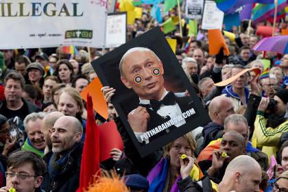 Нидерланды российские геи