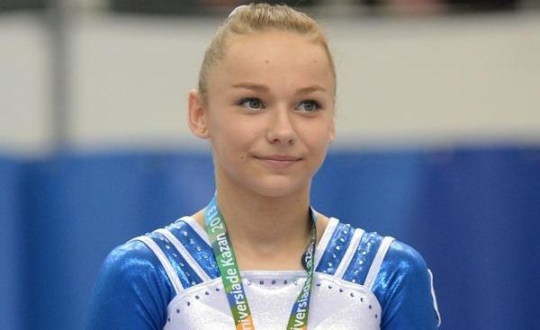 мария пасека гимнастка фото