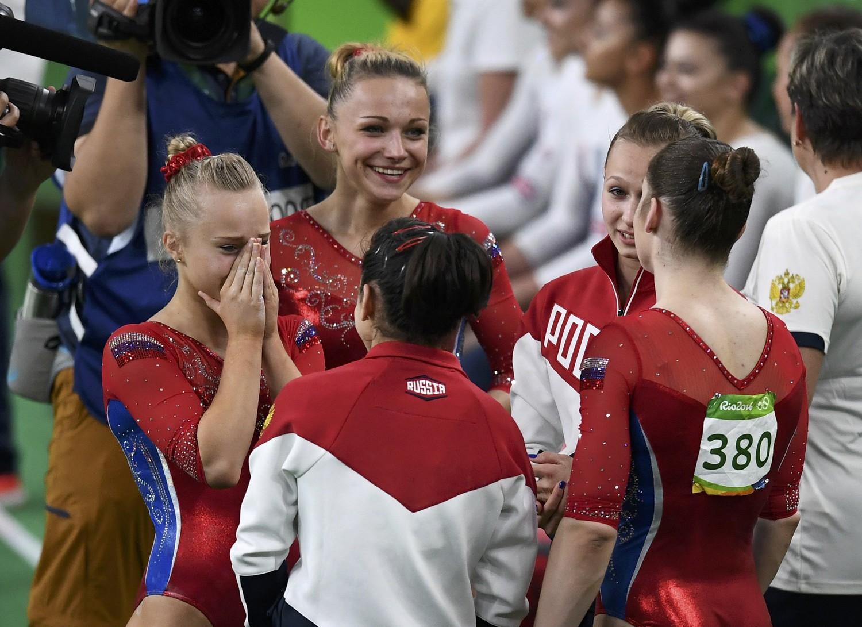 Русские девушки спортсменки с олимпиады, классная бабская мастурбация