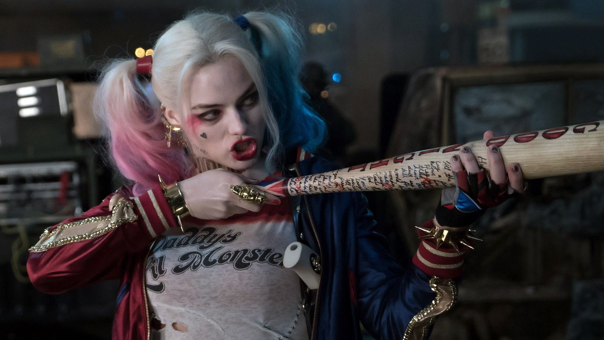 harley quinn suicide squad - 1500×750