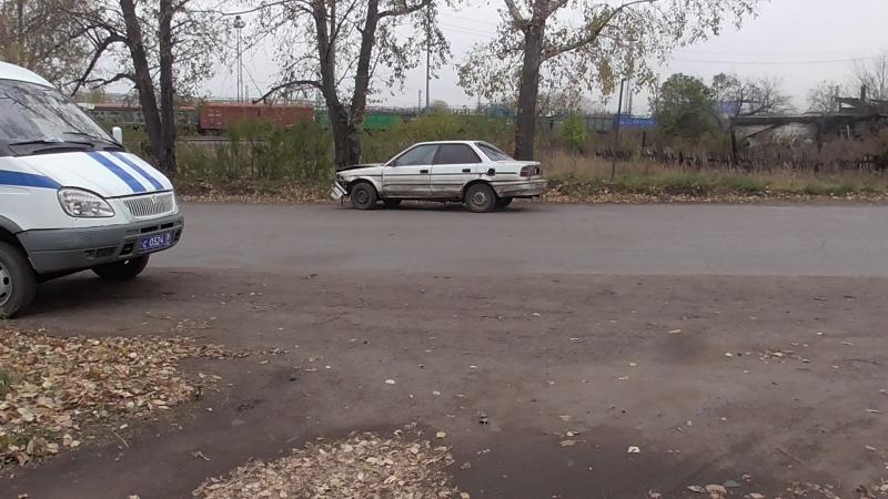 ВЧеремхово пьяные подростки на Тоёта Corolla устроили два ДТП