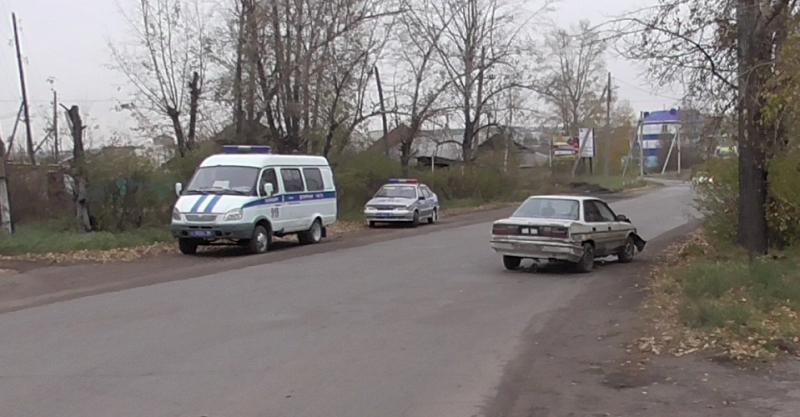 Пьяные парни спровоцировали два ДТП вЧеремхово