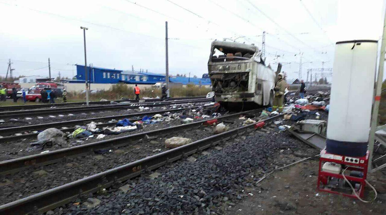 Скончался ребенок изразбитого под Владимиром автобуса