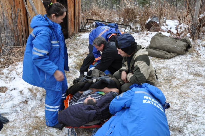 ВХабаровском крае охотник несмог самостоятельно выбраться изтайги