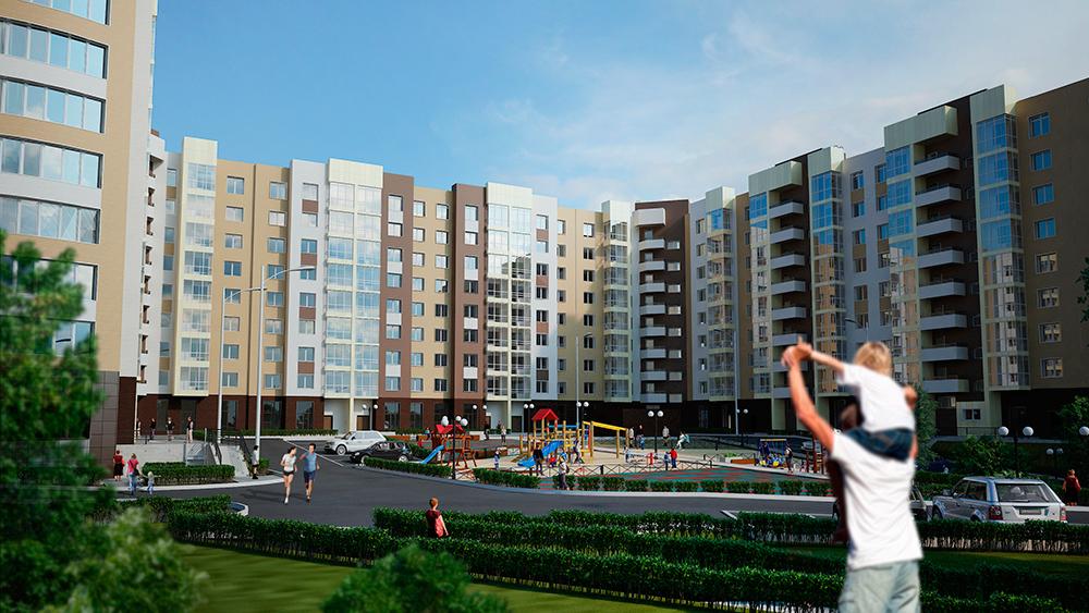 Новый город строительная компания новые строительные материалы Ижевск песок
